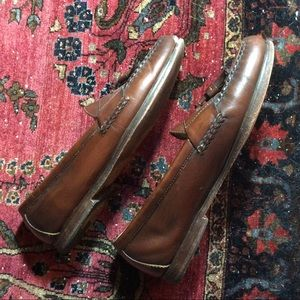 Cole Haan Shoes - Cole Haan Brown Leather Dress Shoes